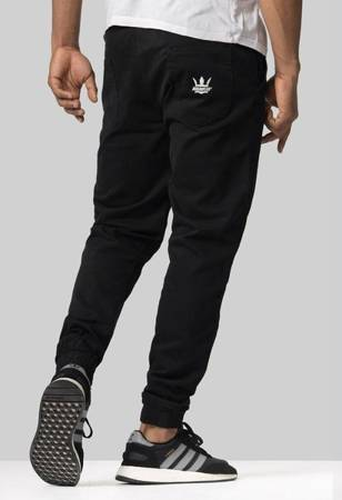 JOGGER JIGGA WEAR BLACK Korona