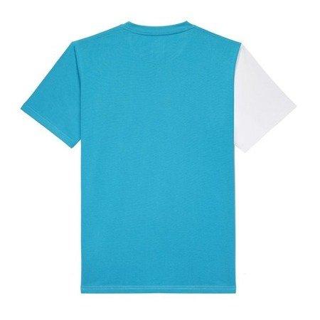 KOSZULKA PROSTO T-SHIRT CIAH WHITE/BLUE