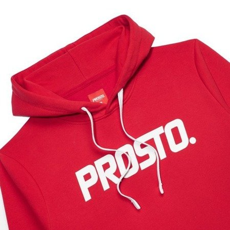 PROSTO HOODIE JERRY RED