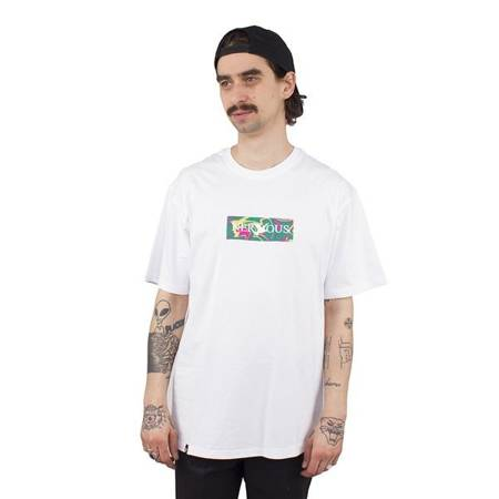 T-SHIRT NERVOUS ACID BOX WHITE