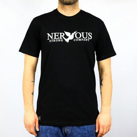 T-SHIRT NERVOUS CLASSIC BLACK