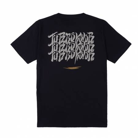 TURBOKOLOR T-SHIRT CREEPER BLACK